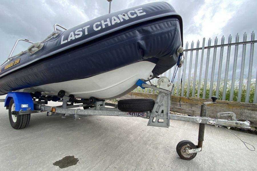 Last-chance-hull