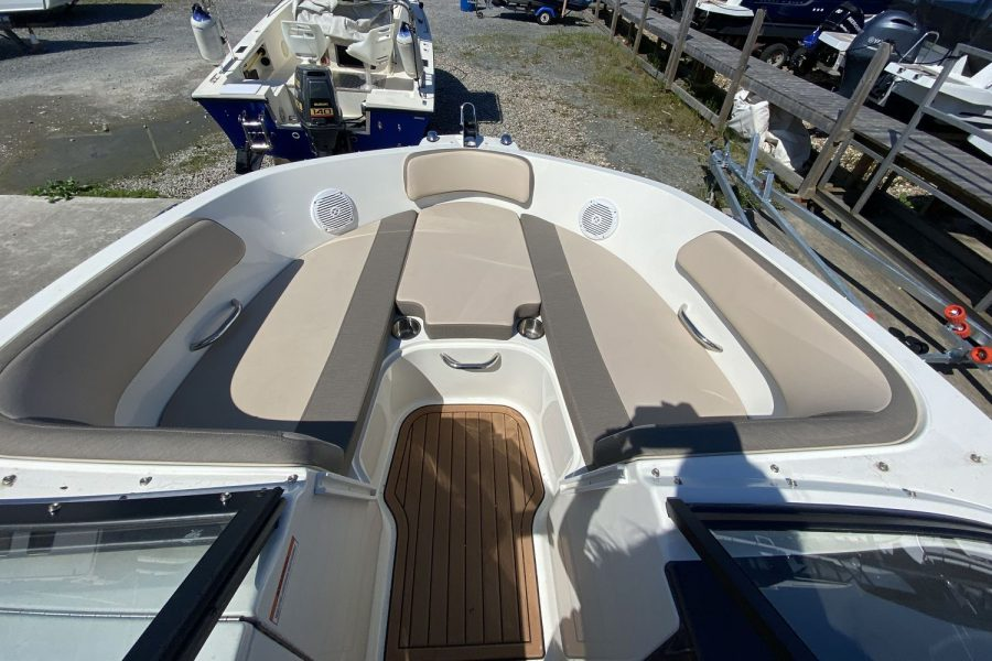 Bayliner VR6 Bowrider -cushions