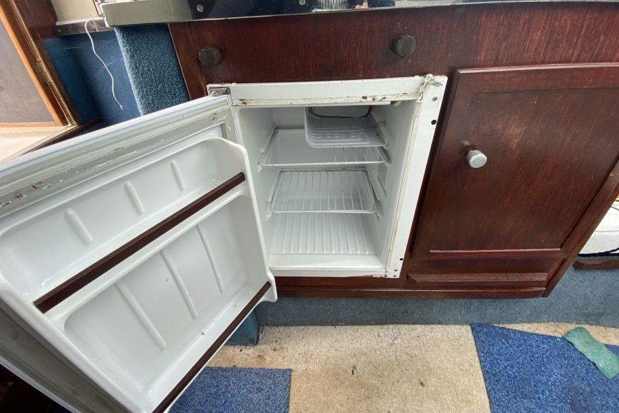 Charlotte - fridge