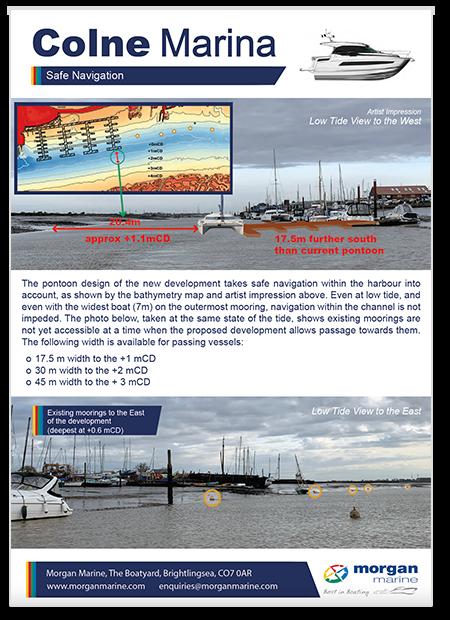 Colne Marina - Safe Navigation (poster thumbnail)