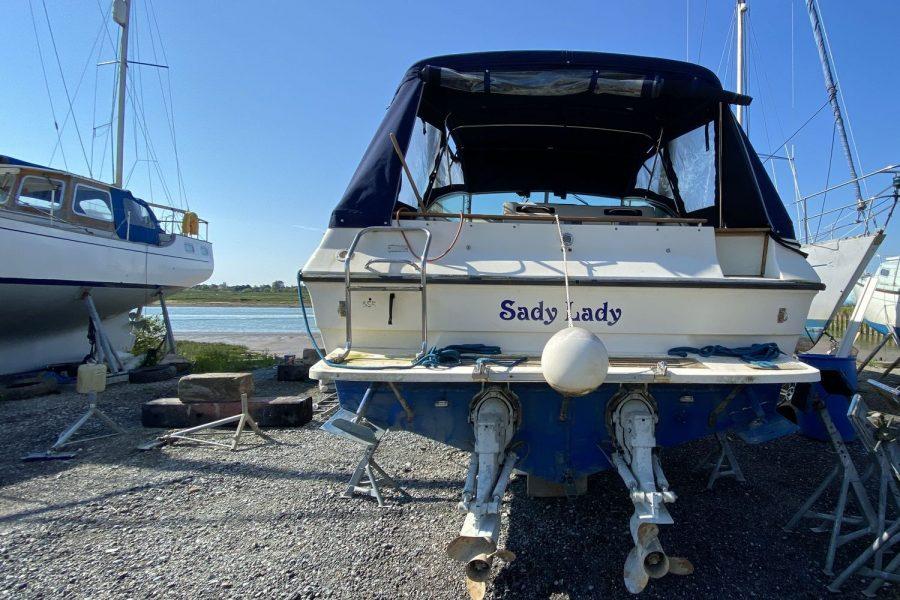 Sady Lady -back