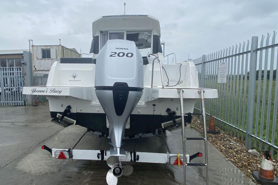 Yvonnes buoy -bf200
