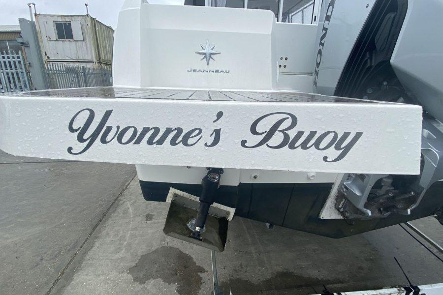 Yvonnes buoy -name