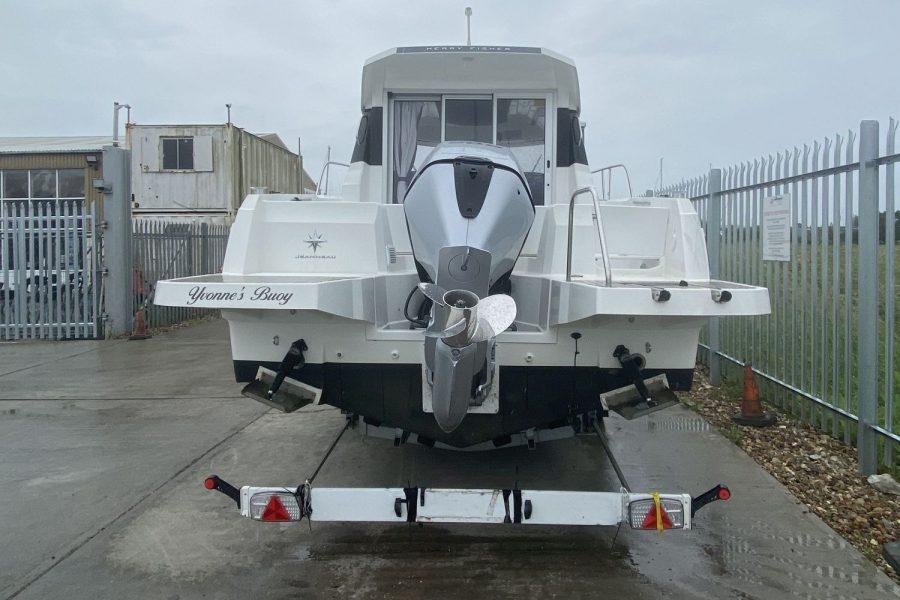 Yvonnes buoy -back