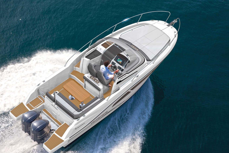 Jeanneau Cap Camarat 9.0 WA (sports boat / cruiser)