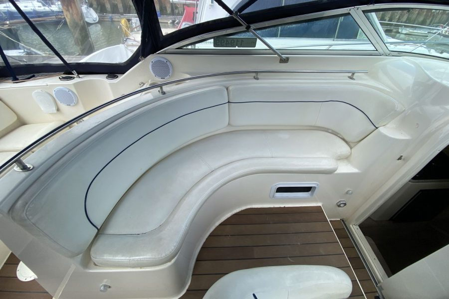 Close call -cockpit-seating