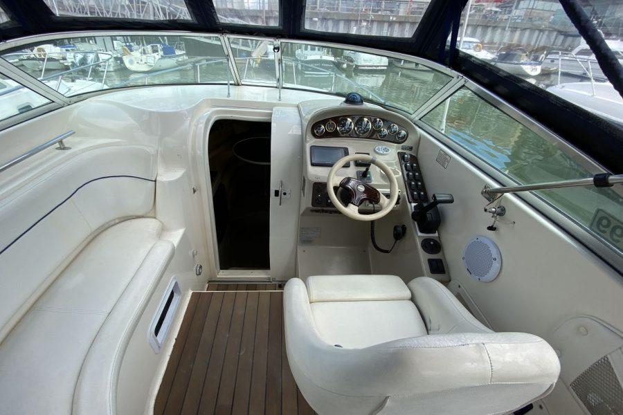 Close call -cockpit