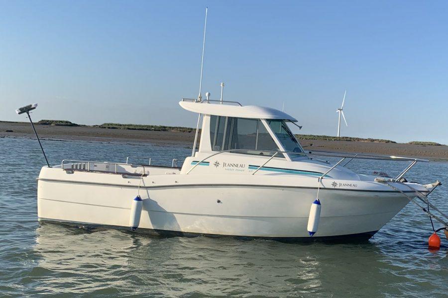 Jeanneau Merry Fisher 635 Inboard Diesel