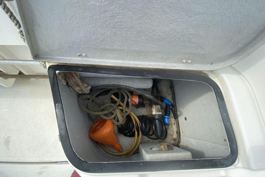 Predator -under-deck-storage