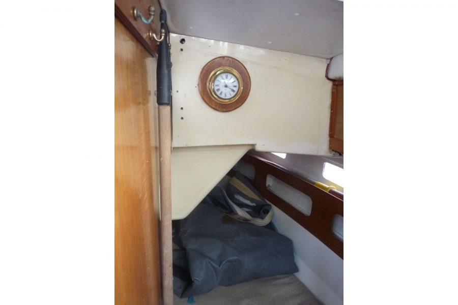 Newbridge Pioneer Pilot - berths
