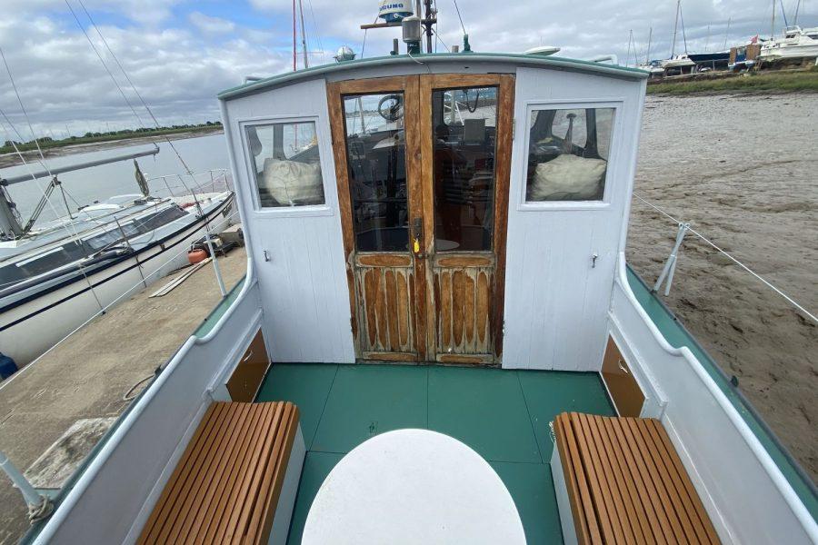Dutch-Buffer-deck