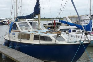 LB 26 Bermudian Ketch Motor Sailer