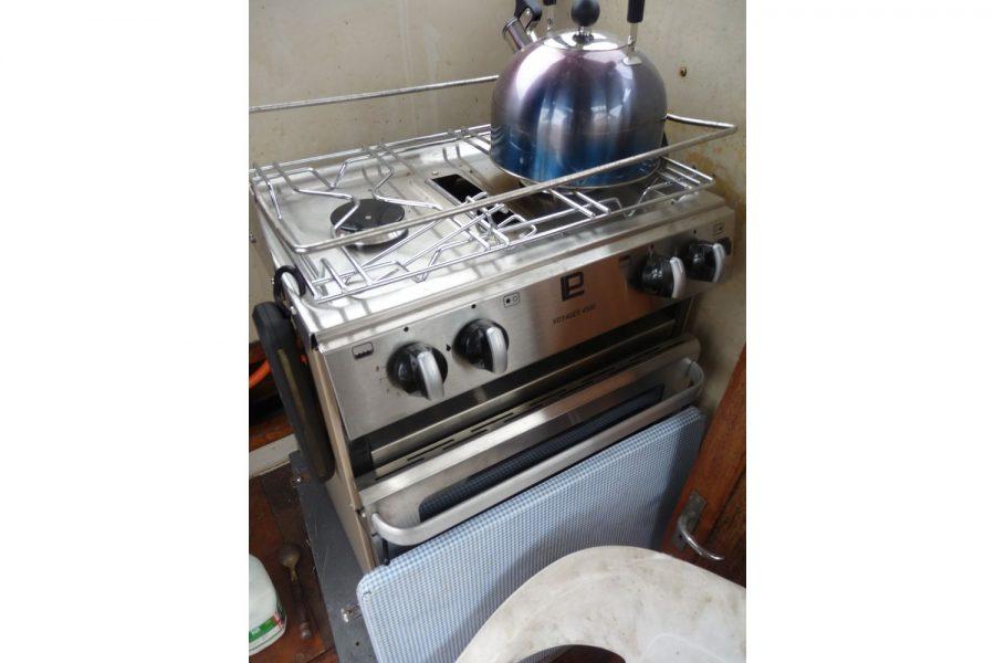 Perlette-stove