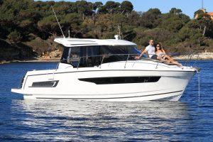 Jeanneau Merry Fisher 895 Legend – Offshore – Twin Yamaha 200 DBW