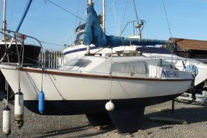 Pirate Express 17 Bilge Keel Yacht