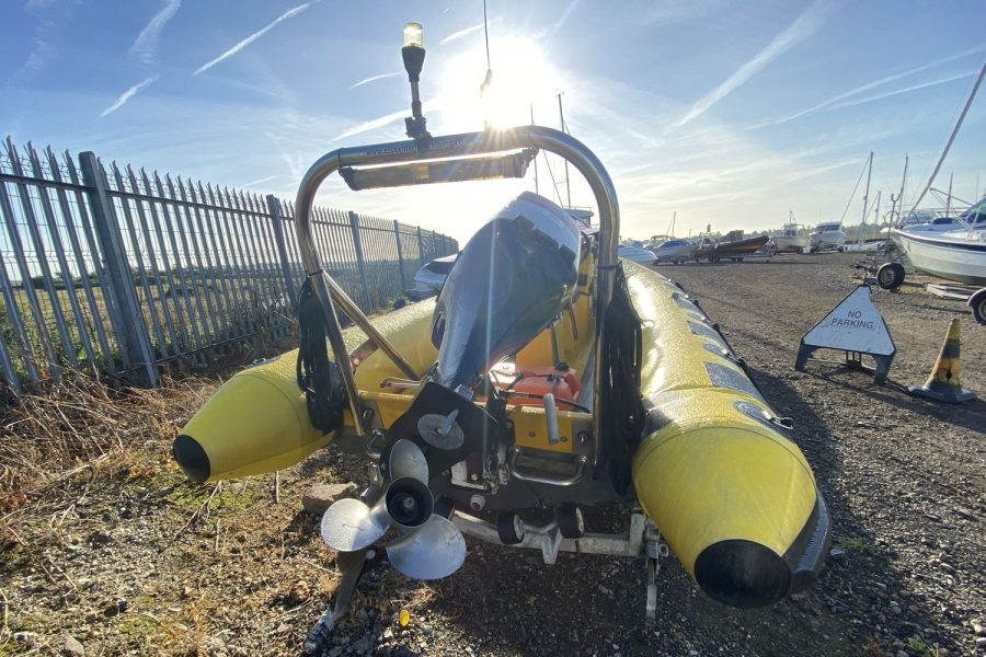 4.8-Ribcraft-Hawaii-engine